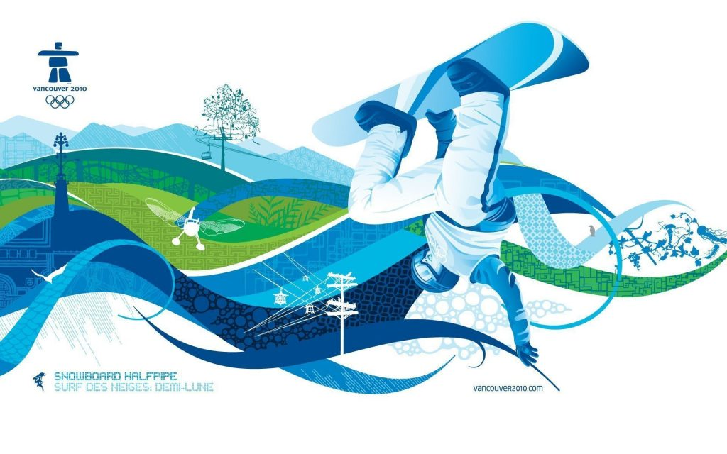Olympic Games Widescreen Wallpaper