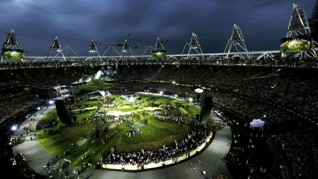 Olympic Games Full HD Wallpaper