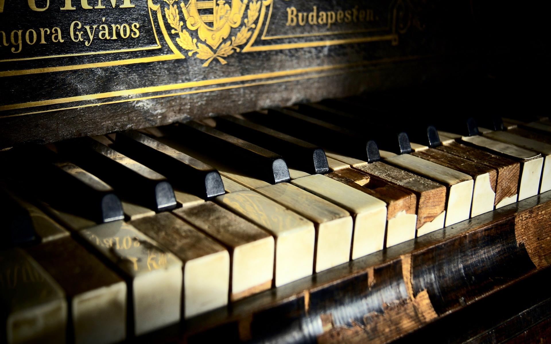 Piano Keys Wallpapers Wallpaper