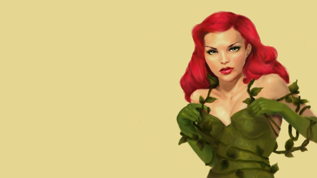 Poison Ivy Wallpaper 6000x3375