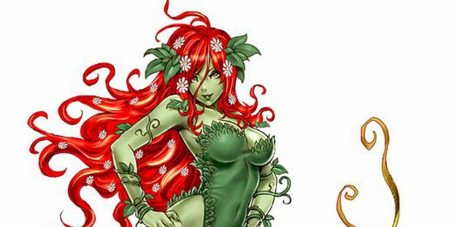 Poison Ivy Wallpapers