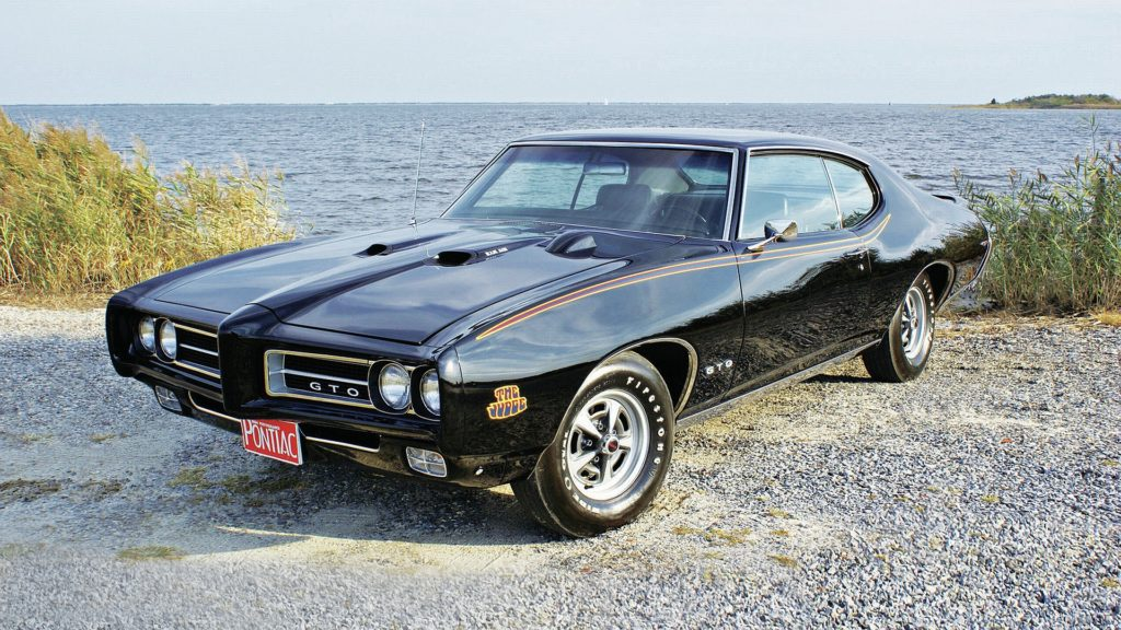 Pontiac Full HD Wallpaper