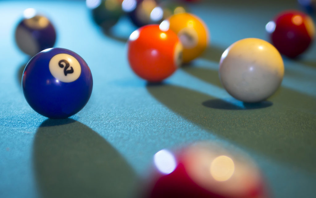Pool Widescreen Wallpaper