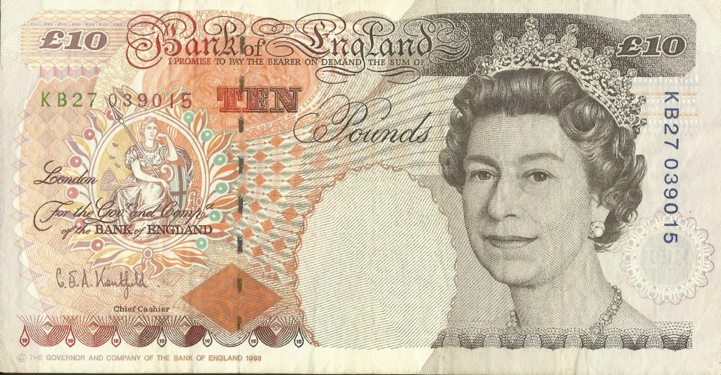 Pound Sterling Wallpaper 3318x1728