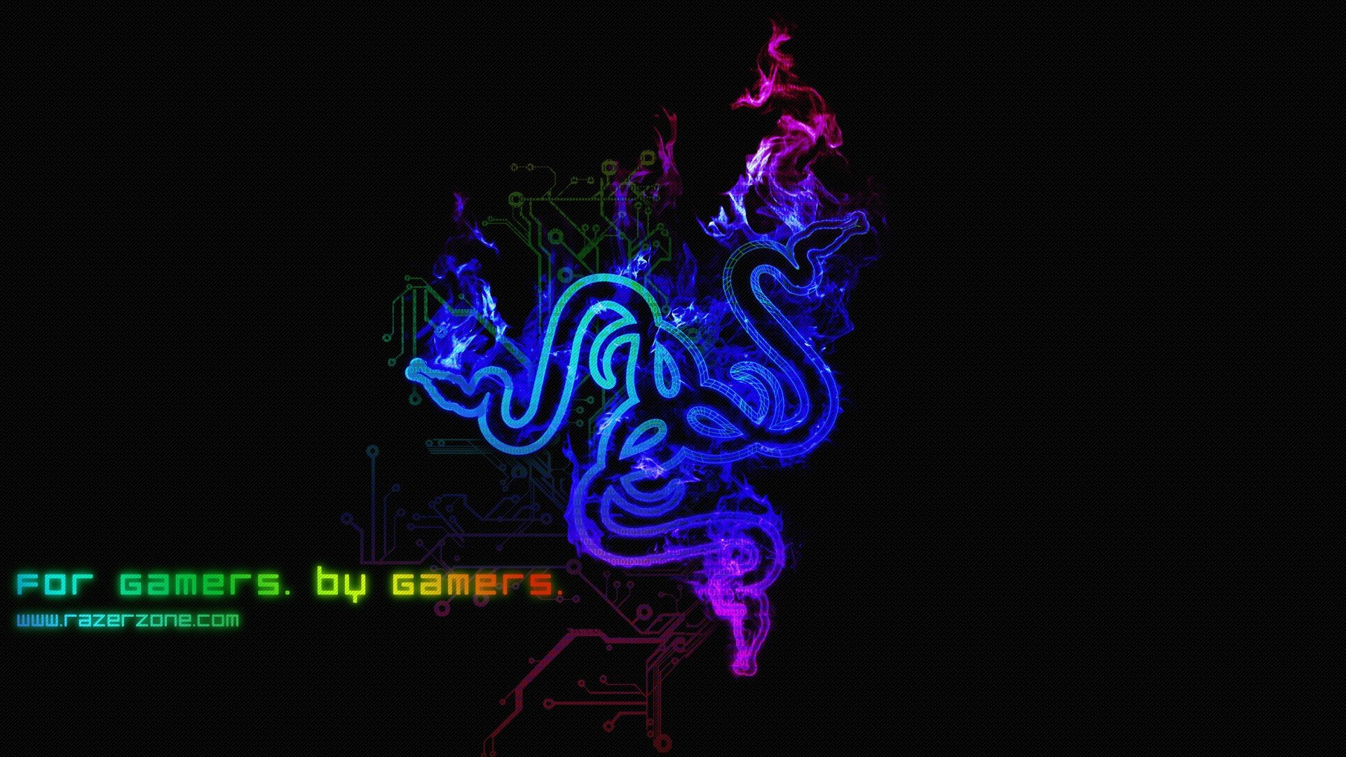 razer wallpaper 1920x1080 red - photo #31