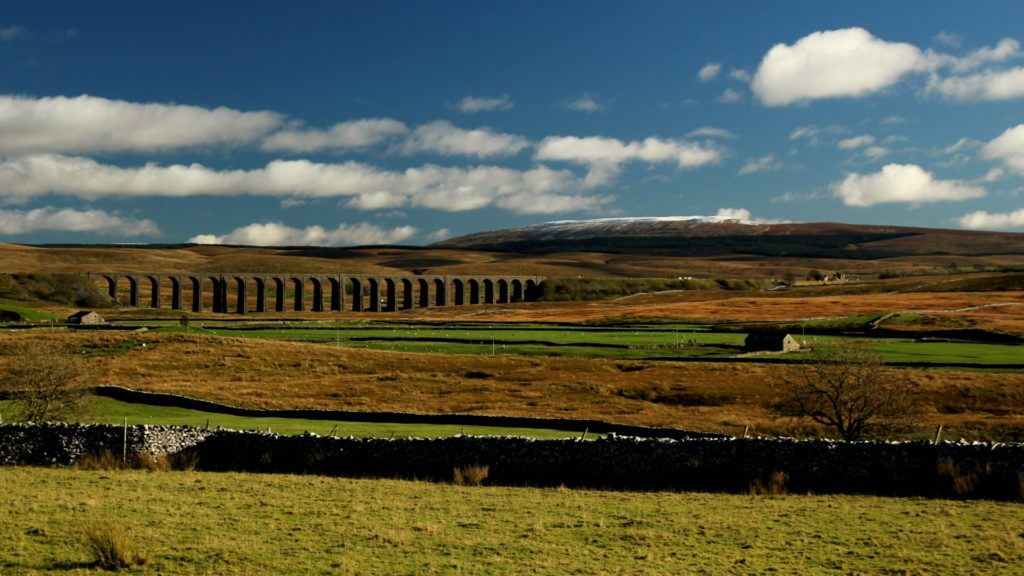 Ribblehead Viaduct Full HD Wallpaper