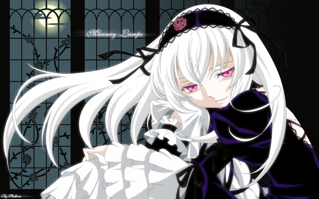 Rozen Maiden Widescreen Wallpaper