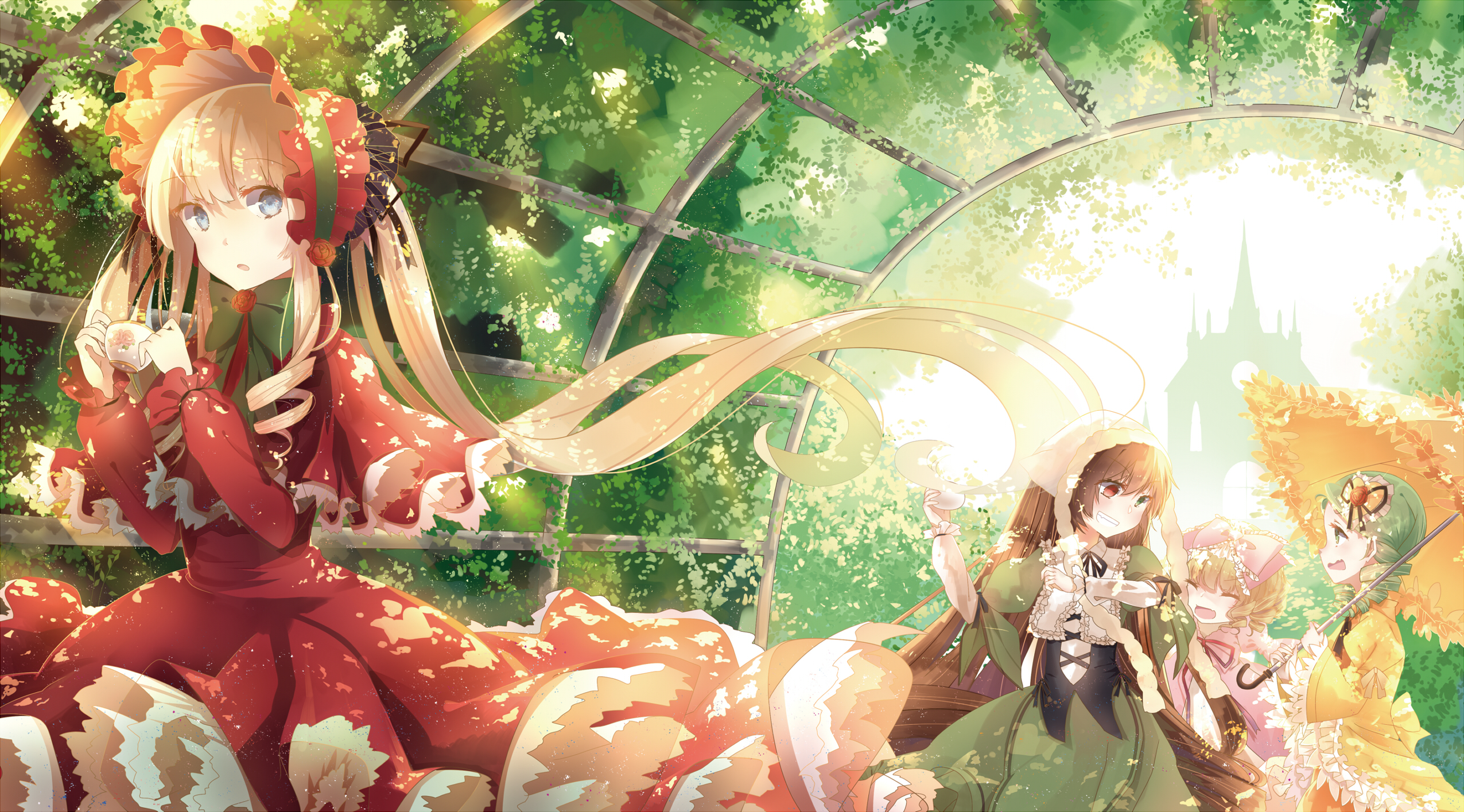 Rozen Maiden Wallpapers Pictures Images