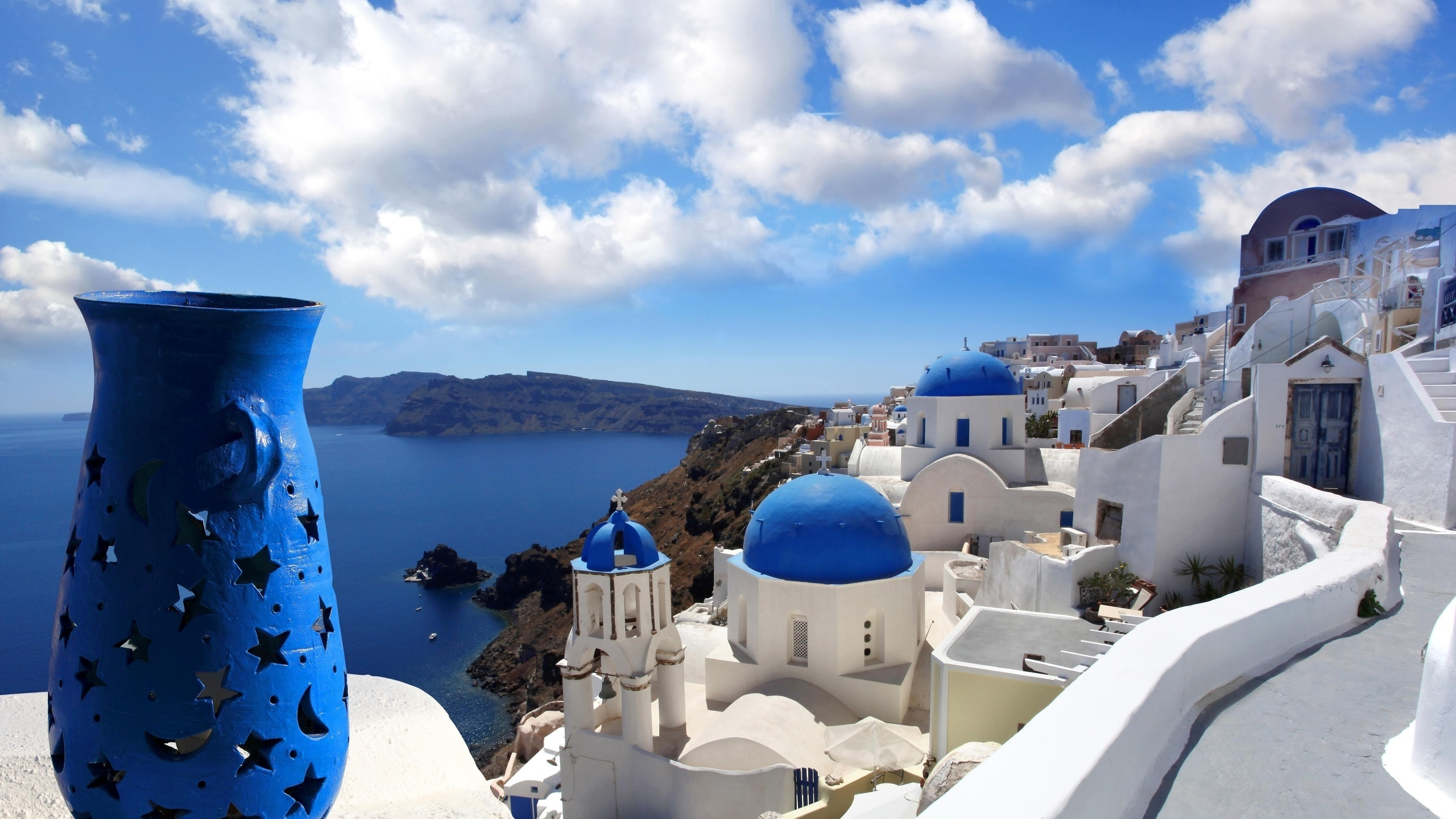 Santorini wallpapers pictures images - Ancient greece wallpaper hd ...