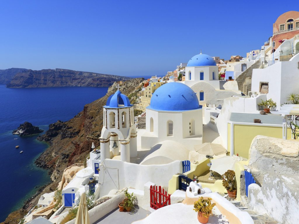 Santorini Wallpapers, Pictures, Images