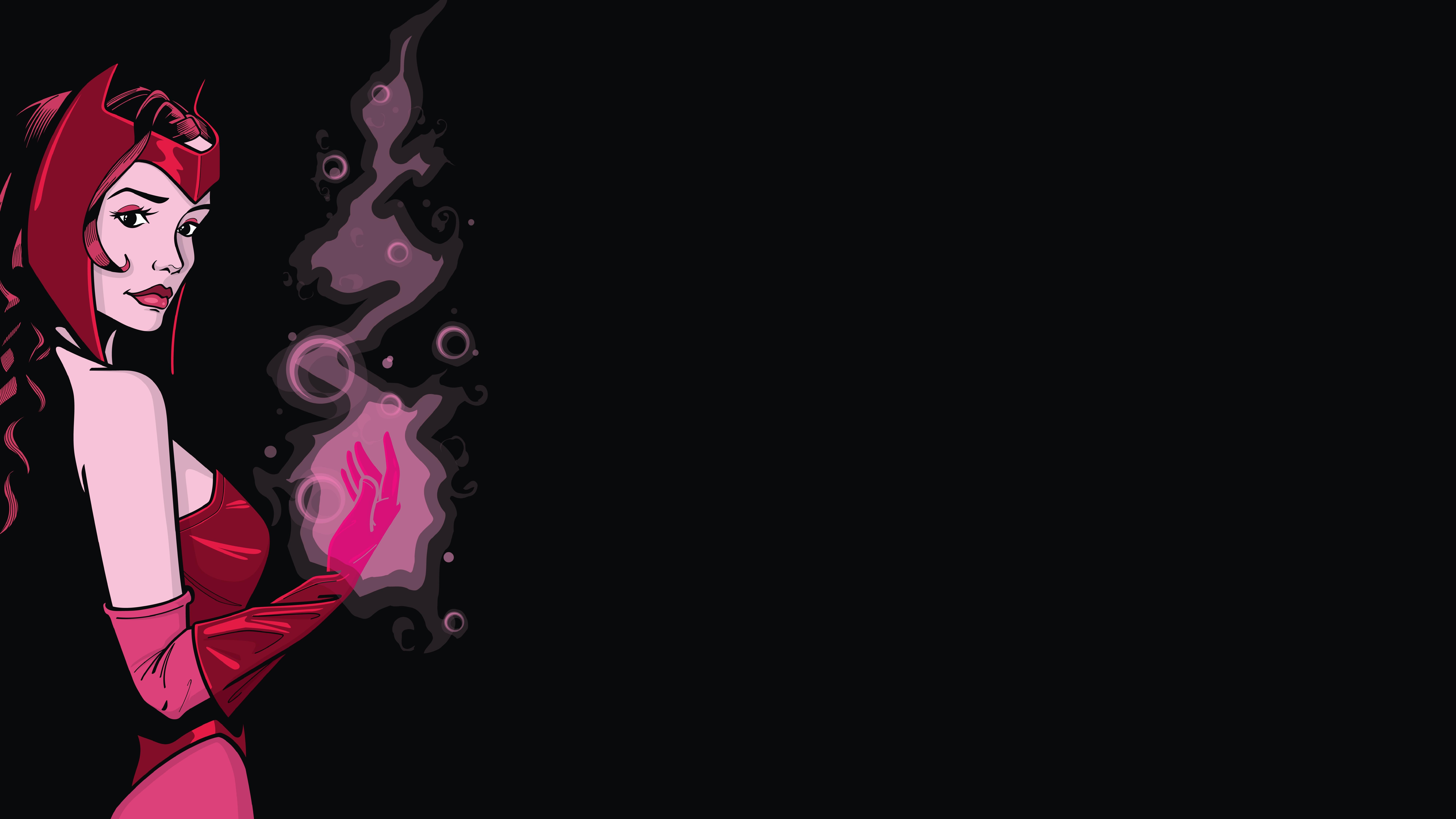 Wonderful Wallpaper Marvel Scarlet Witch - scarlet_witch-12  Graphic_986920.jpg
