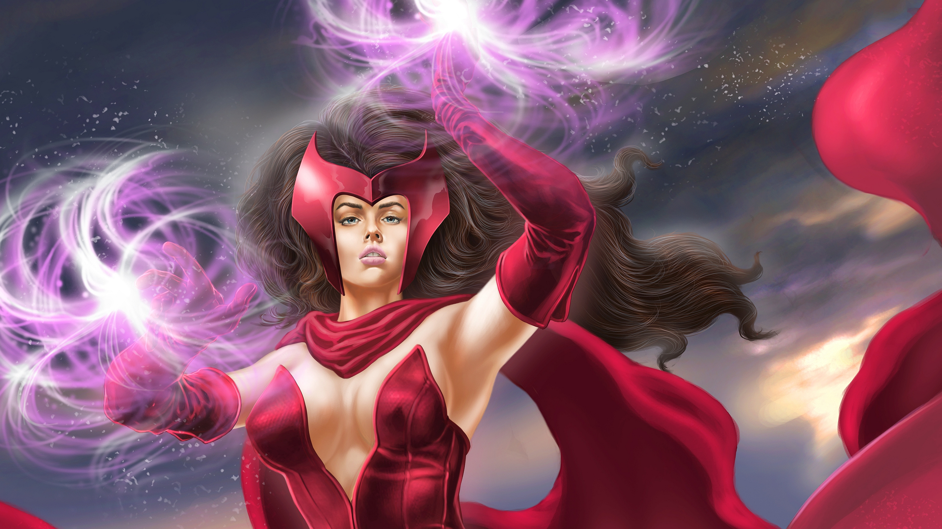 Scarlet Witch Wallpapers Pictures Images
