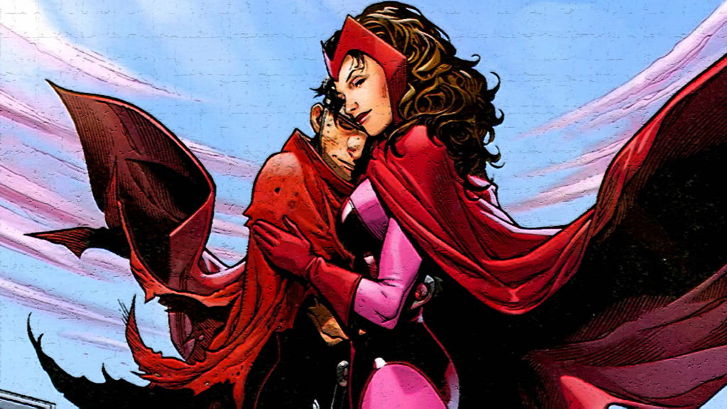 Scarlet Witch Full HD Wallpaper