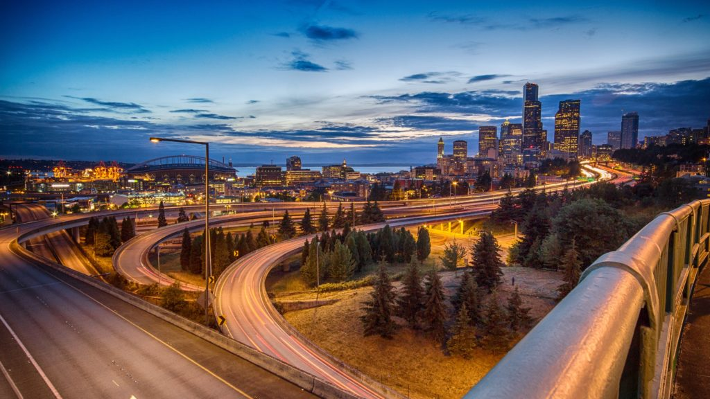 Seattle 4K UHD Wallpaper