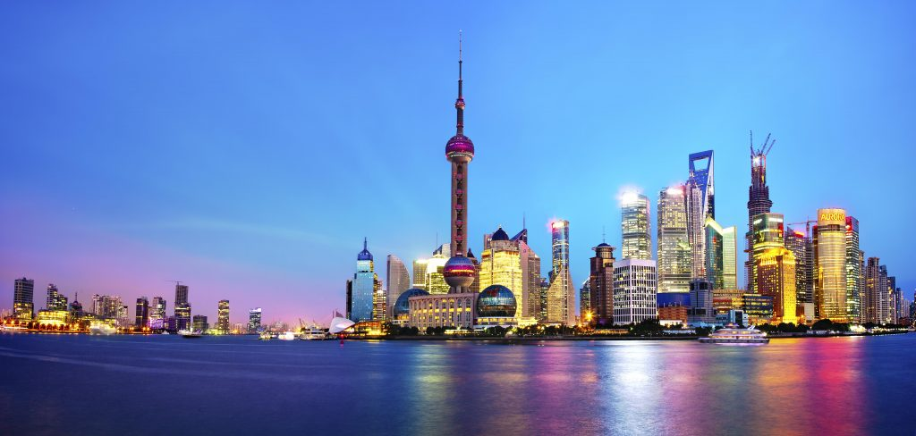 Shanghai Background