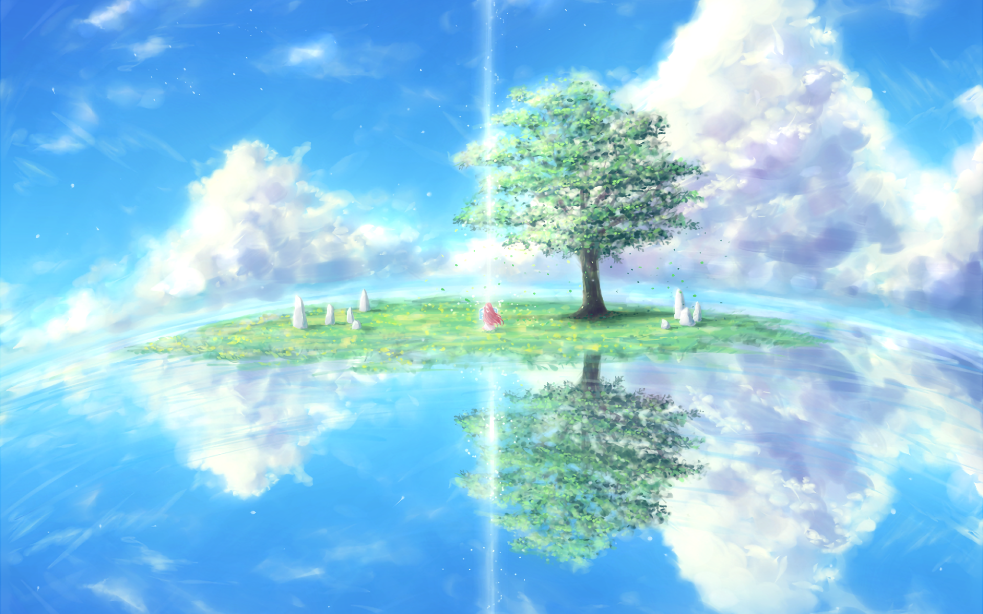 Shelter wallpapers pictures images - Anime scenery wallpaper laptop ...