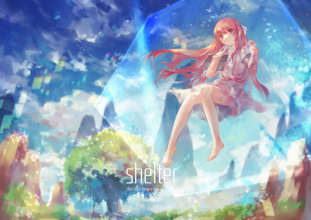Shelter Wallpaper