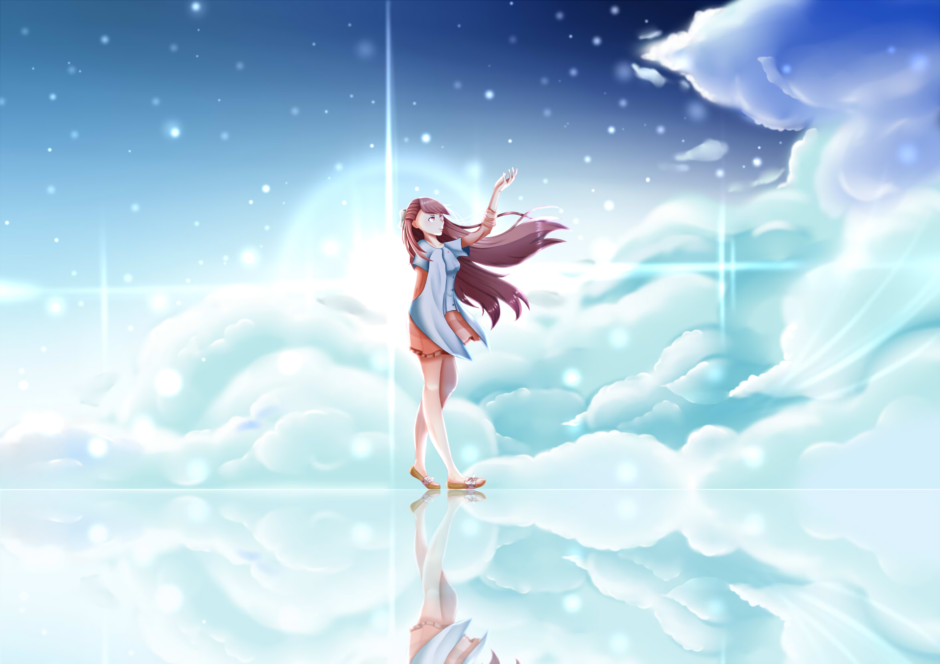 Shelter wallpapers pictures images - Anime backdrop wallpaper ...