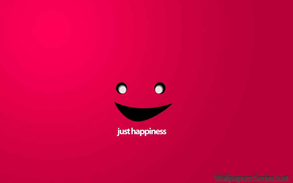 Smiley Widescreen Background