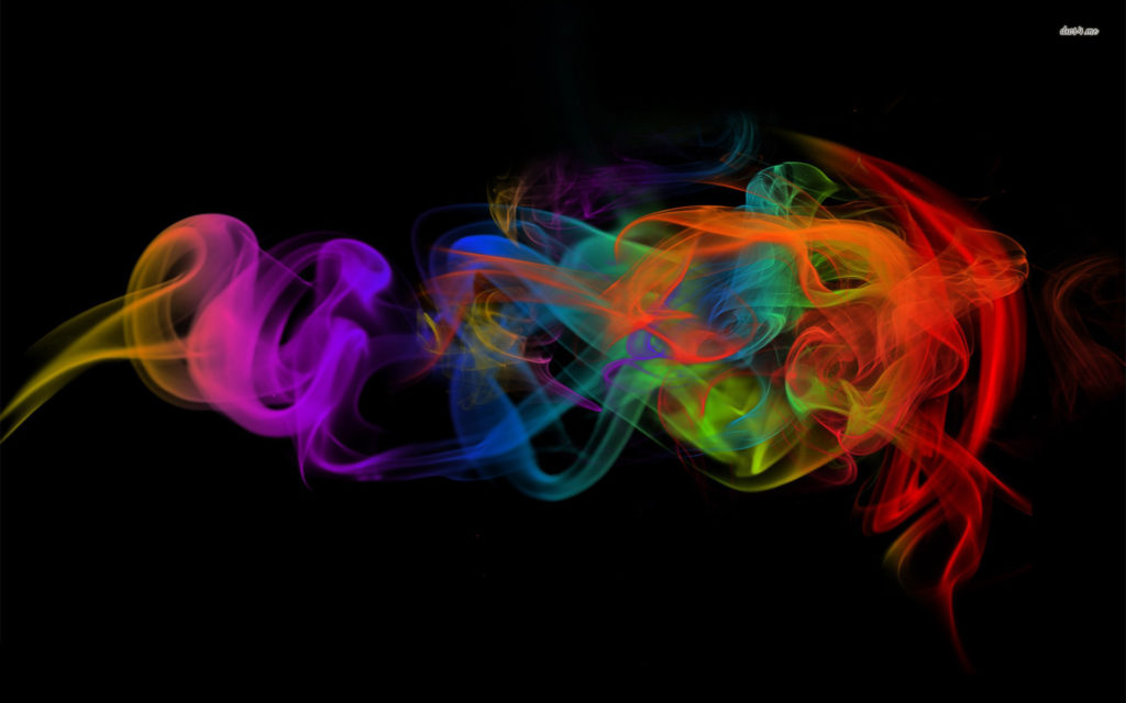 Smoke Widescreen Background