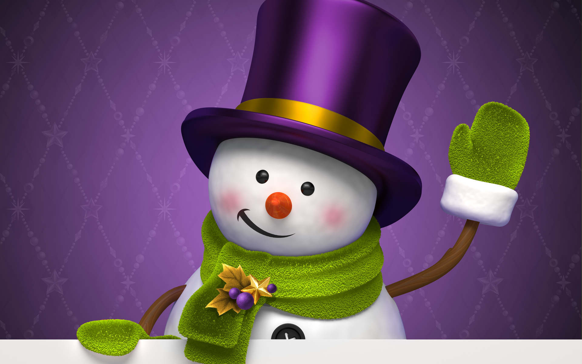 Snowman Wallpapers Pictures Images