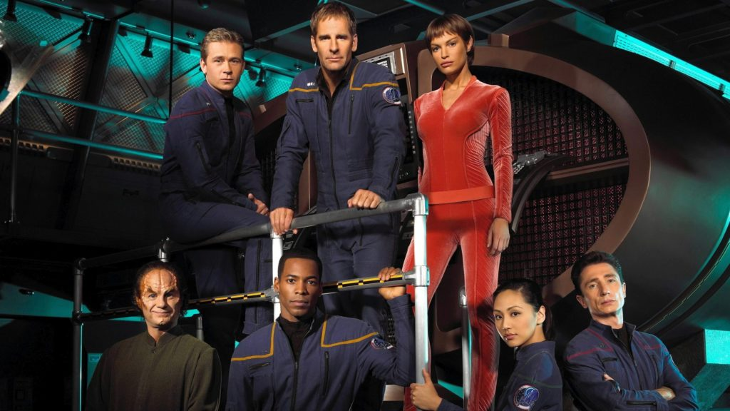 Star Trek: Enterprise Wallpaper
