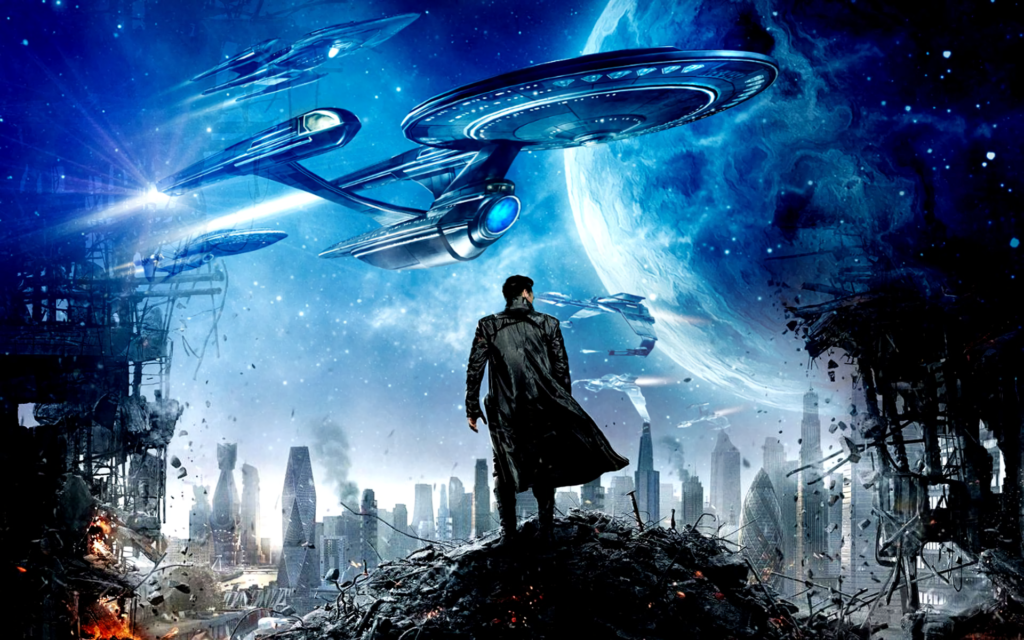 Star Trek Into Darkness Widescreen Wallpaper