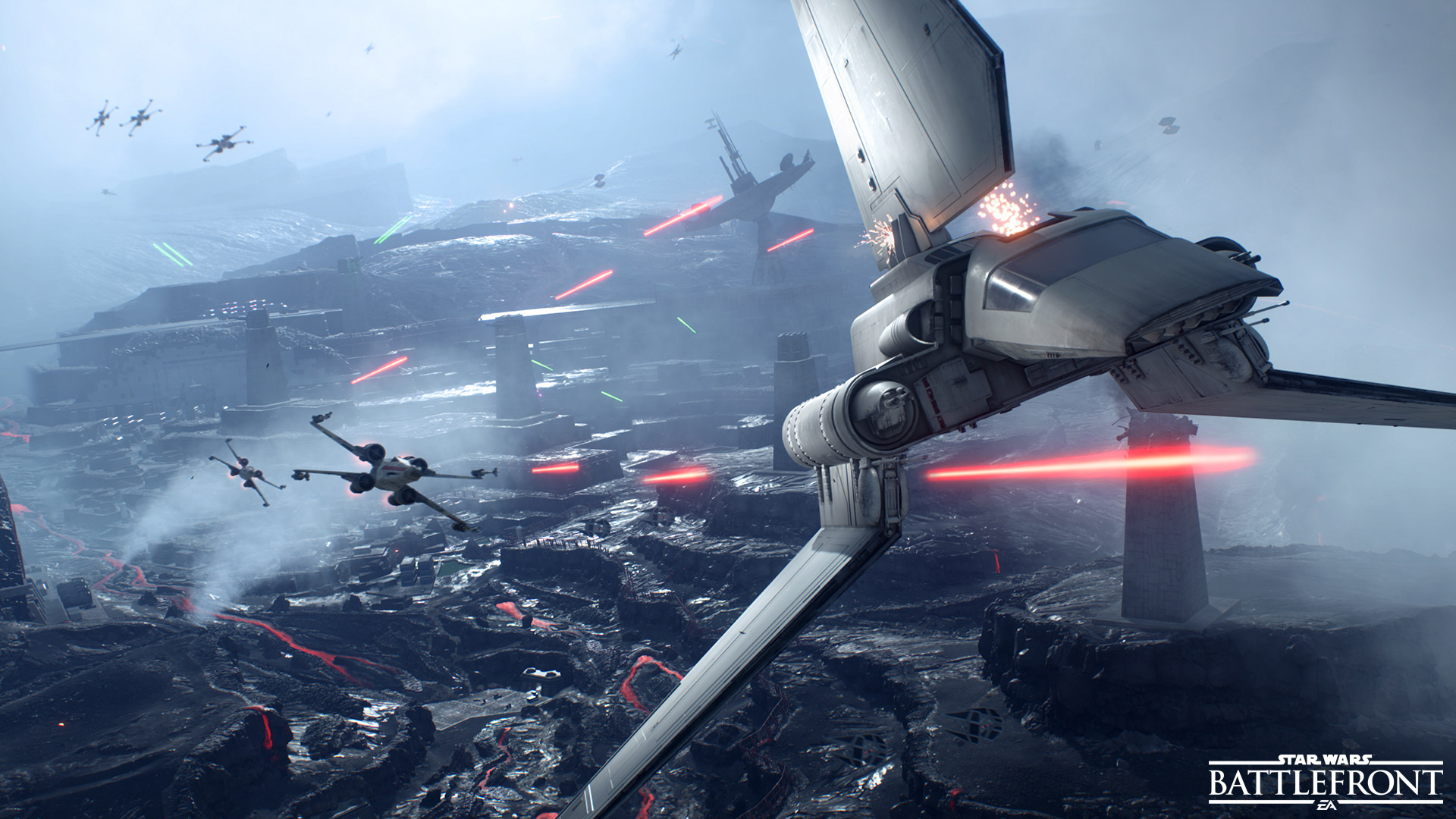 Star Wars Battlefront 2015 Wallpapers Pictures Images