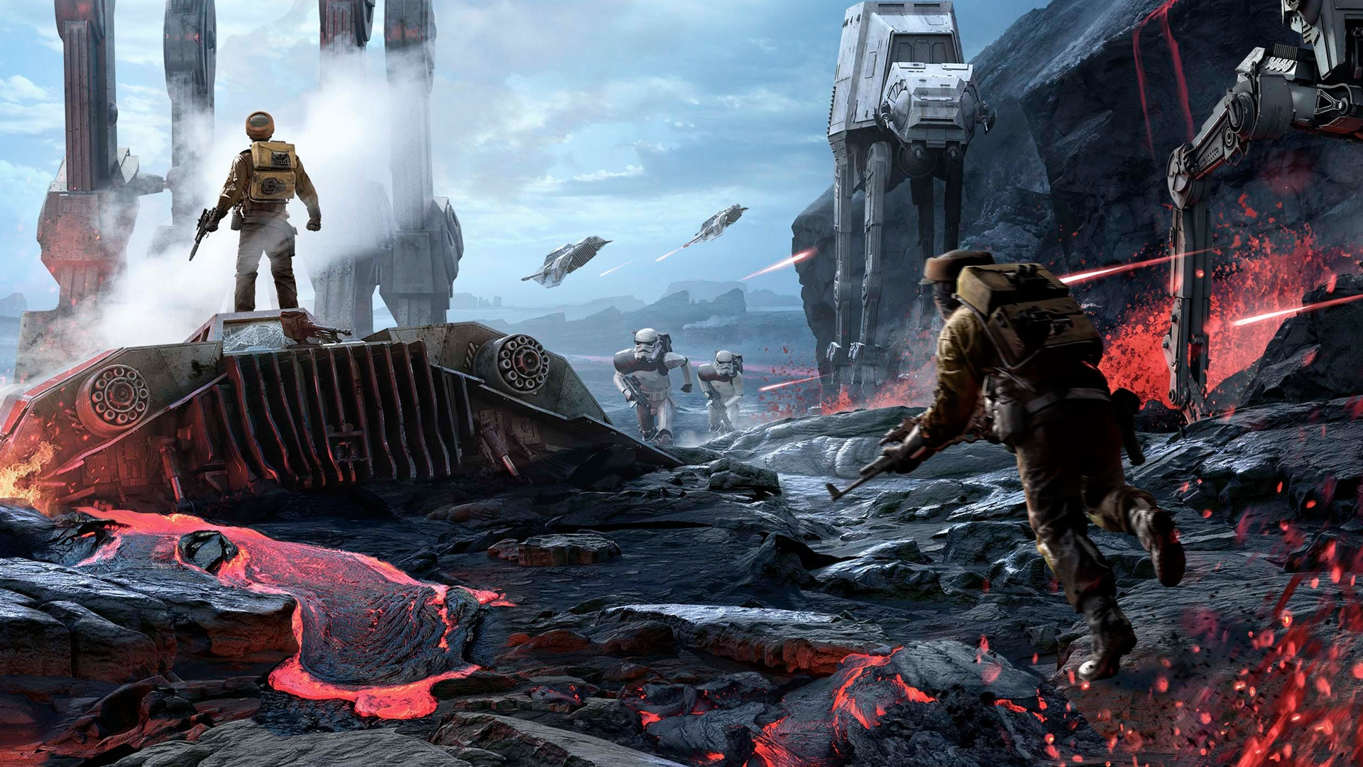 star wars battlefront (2015) wallpapers, pictures, images