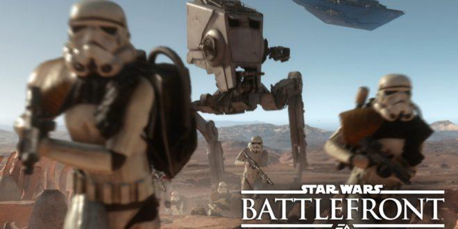 Star Wars Battlefront (2015) Wallpapers