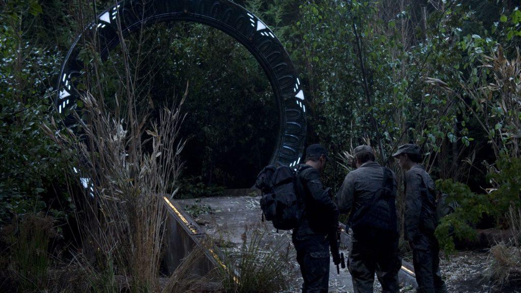 Stargate SG-1 Background