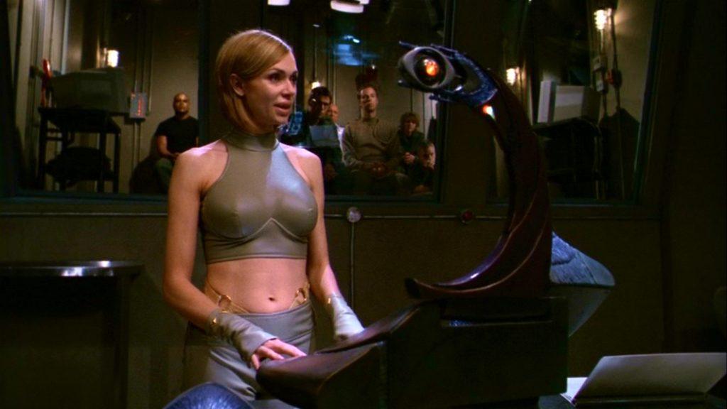 Stargate SG-1 Full HD Background