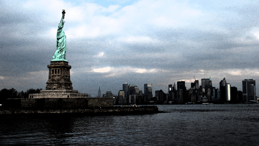 Statue Of Liberty Full HD Wallpaper