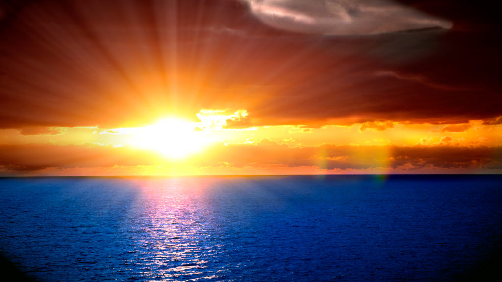 Sunbeam Full HD Wallpaper