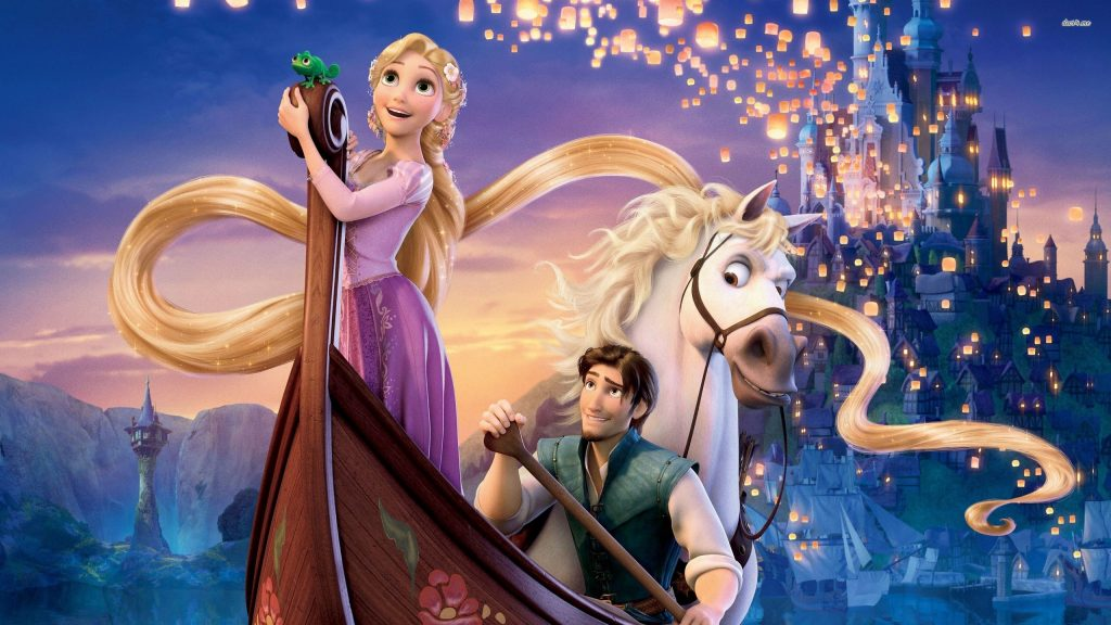 Tangled Wallpaper