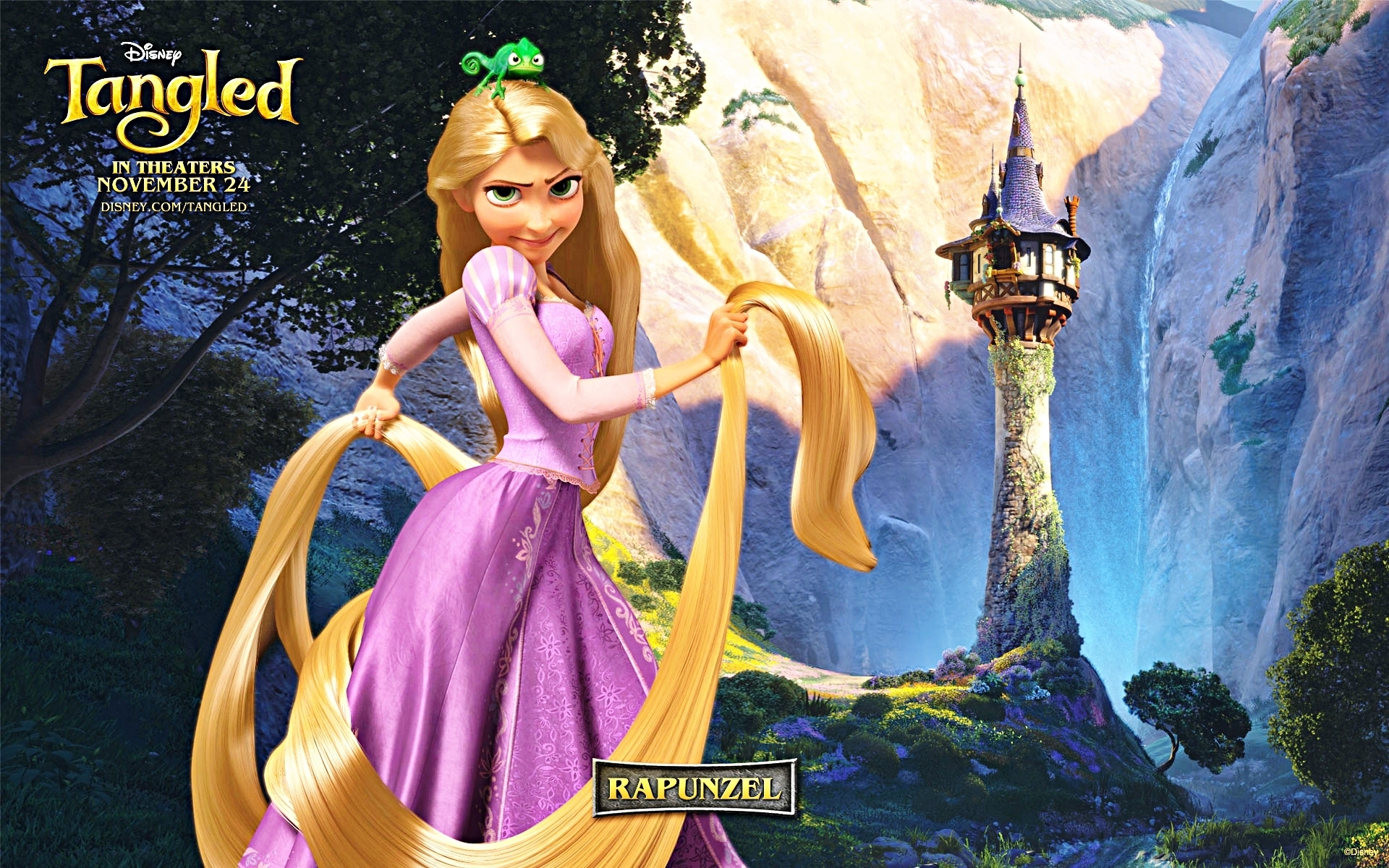 Tangled Wallpapers Pictures Images