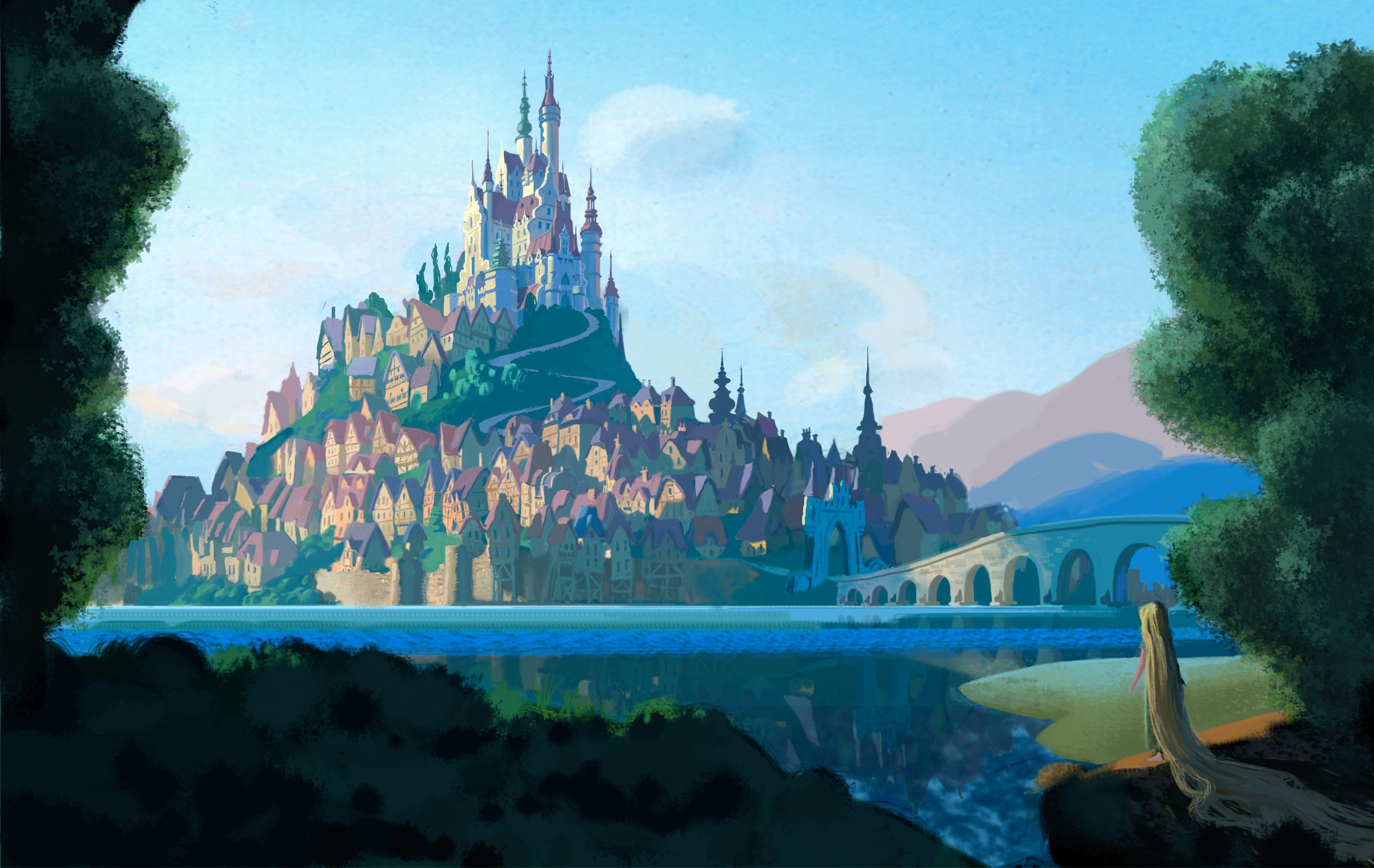 Tangled wallpapers pictures images - Tangled wallpaper ...