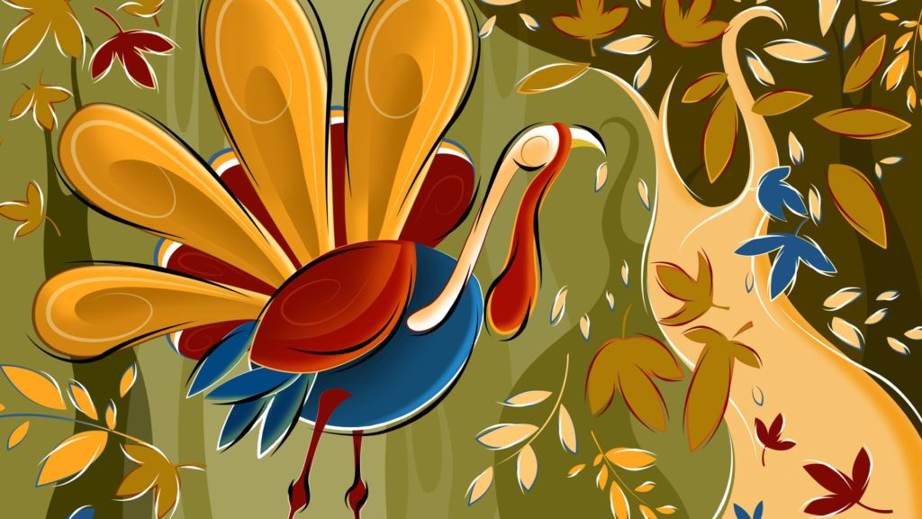 Thanksgiving Full HD Wallpaper