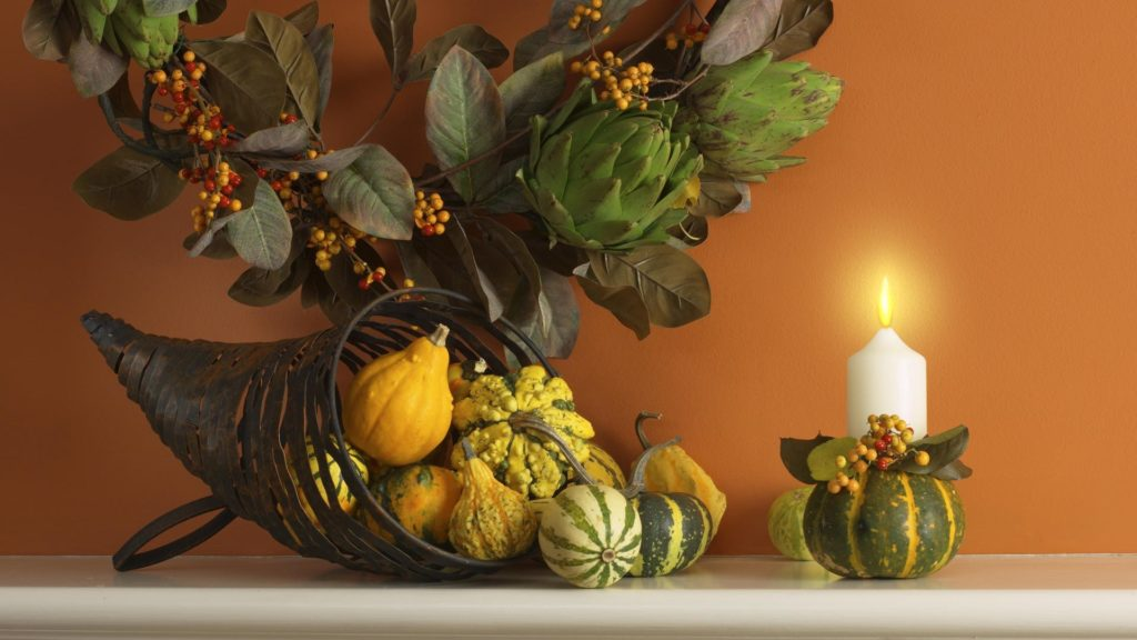 Thanksgiving Full HD Background