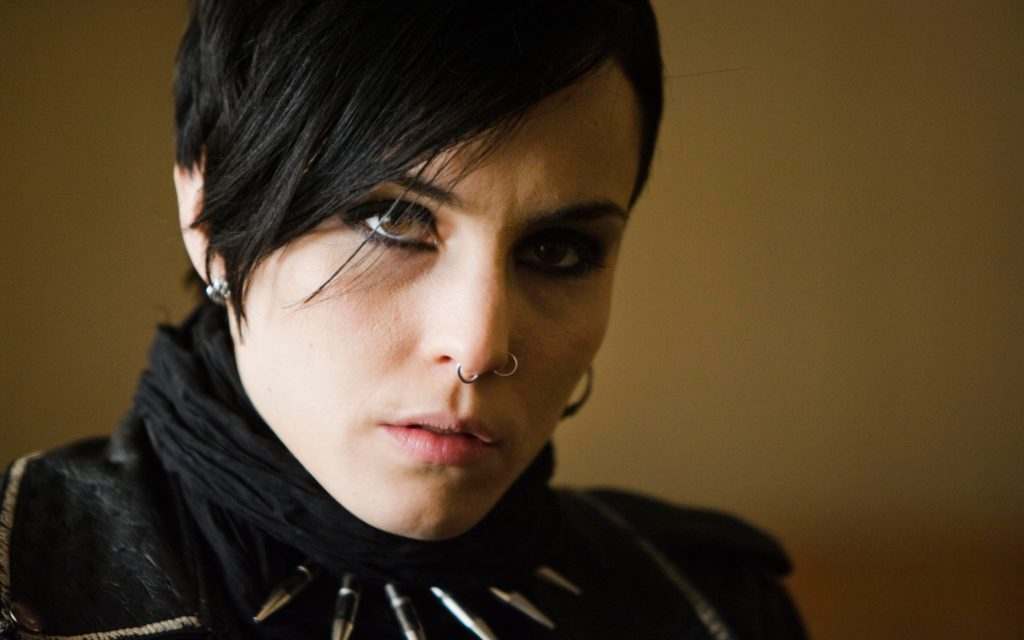 The Girl With The Dragon Tattoo Widescreen Wallpaper