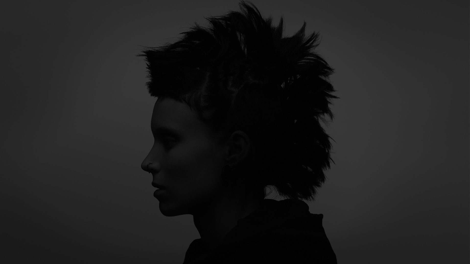 The girl with the dragon tattoo wallpapers pictures images for The girl with the dragon tattoo t shirt