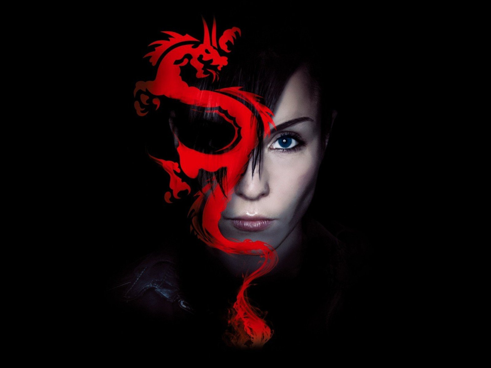 The Girl With The Dragon Tattoo Wallpapers, Pictures, Images