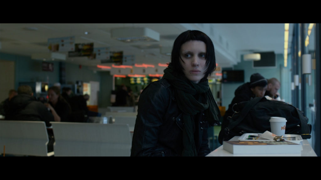 The Girl With The Dragon Tattoo Full HD Wallpaper
