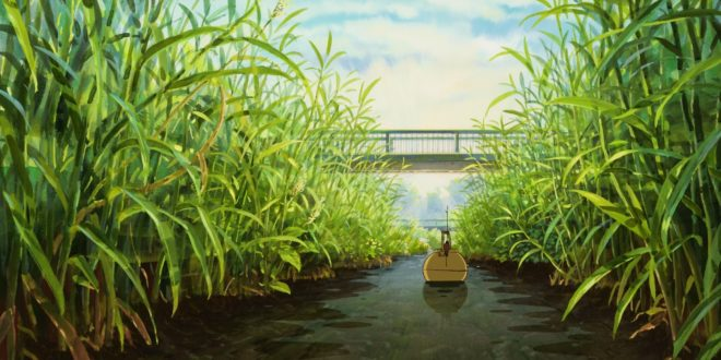 The Secret World Of Arrietty Wallpapers