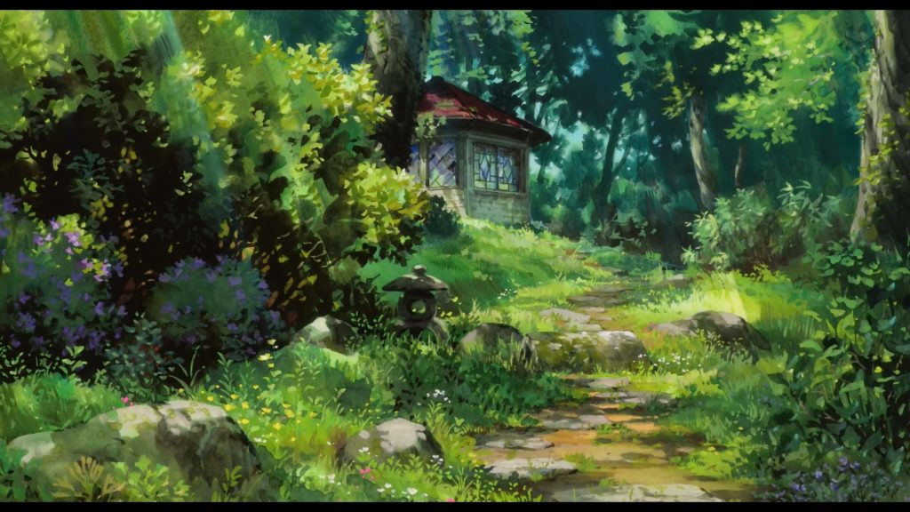 The Secret World Of Arrietty Full HD Wallpaper