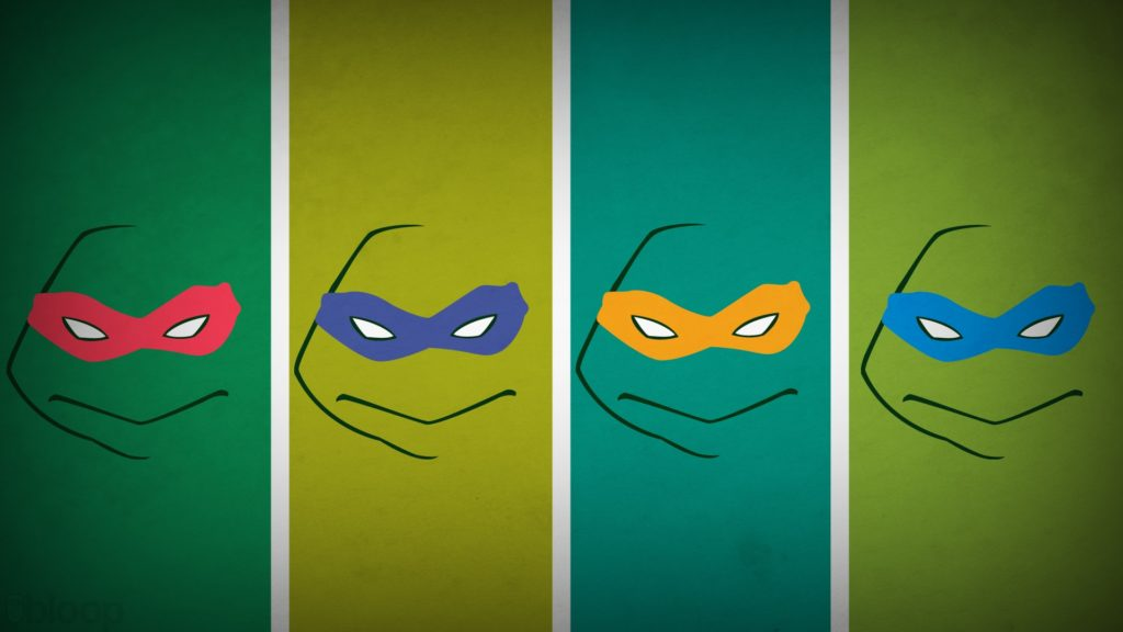 TMNT Full HD Wallpaper