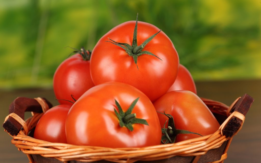 Tomato Widescreen Wallpaper