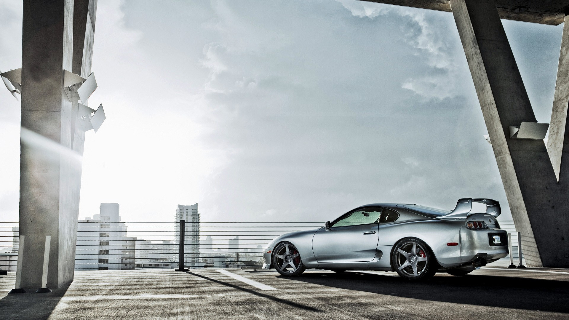 Toyota Supra Wallpapers Pictures Images