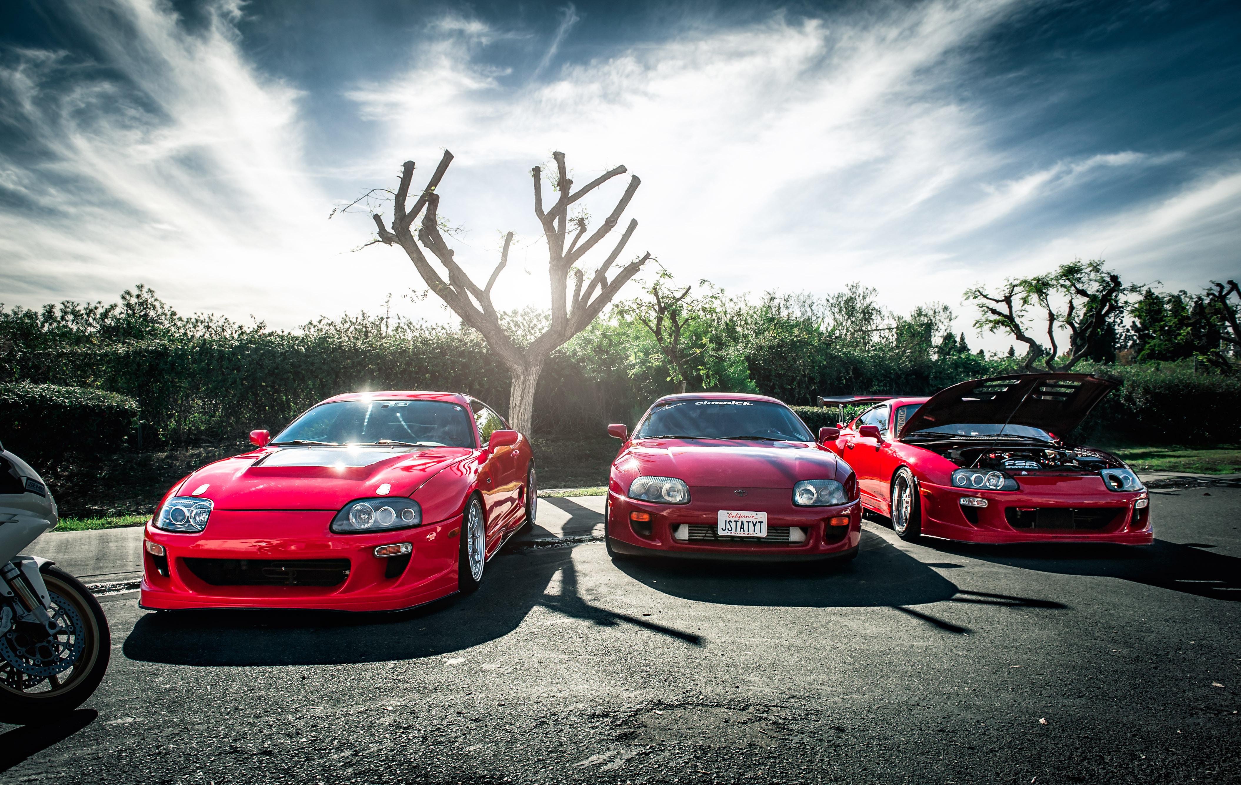 Imagenes De Autos Ultra Hd: Toyota Supra Wallpapers, Pictures, Images