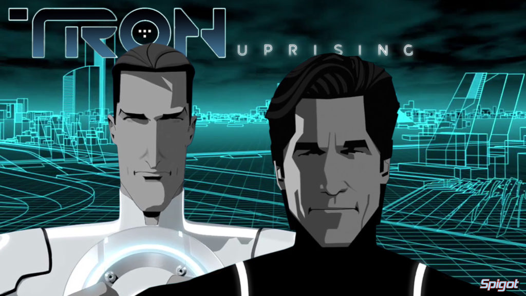 Tron: Uprising Full HD Background